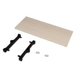 靈活組合衣架-木板